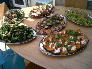 Ottolenghi Food